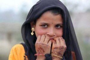 Kız çocuklarına okul yasak