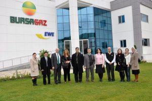 Bursagaz ile Büyükşehir Belediyesi arasında işbirliği