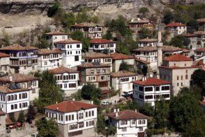 Safranbolu evlerine TOKİ imzası