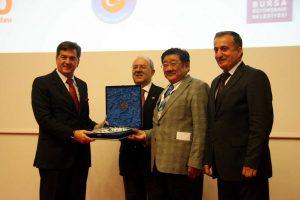 Bursalı iş adamlarından Moğolistan'a iş birliği çağrısı