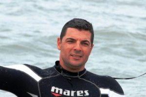 Adanalı yüzücü rekor için İngiltere'ye gidiyor