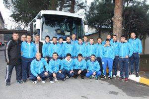 Güreşçiler Türkiye Şampiyonası'nda ter dökecek