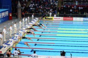 11.Dünya kısa kulvar yüzme şampiyonası
