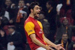 Galatasaray'da Albert Riera sevinci