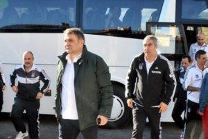 Beşiktaş'ta moraller bozuk