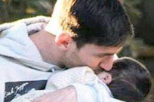 Messi oğluyla böyle görüntülendi