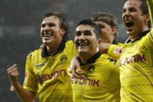 Dortmund - Nuri aşkı alevleniyor