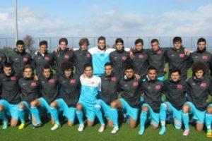 U20 Milli Takımı'nın Hırvatistan maçları aday kadrosu açıklandı
