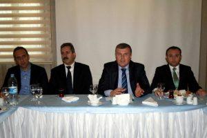 Torku Konyaspor'da hedef süper lig