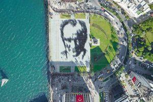 Bursalı sanatçıdan dev proje - ÖZEL HABER