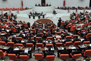 Meclis'te BDP-Şahin gerginliği