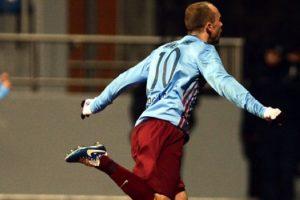 Trabzon son bileti penaltılarla kaptı