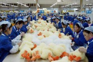 Çin'de büyüme korkusu