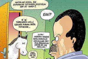 Leman'ın kapağı Erdoğan'ı kızdıracak
