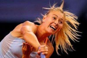 En çok Sharapova kazandı