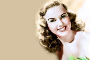 Deanna Durbin hayatını kaybetti