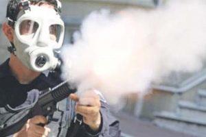 """""""Biber gazı halk sağlını tehdit ediyor"""""""