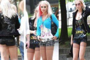 Rus kızlar öyle bir moda başlattı ki!
