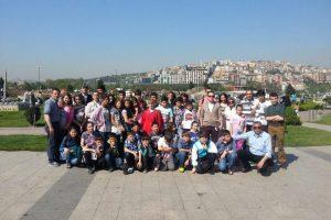 İstanbul'a kültür gezisi