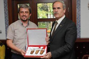 Kosova milletvekilinden Başkan Altepe'ye teşekkür