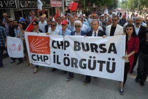 CHP'nin iktidara yürüyüşü