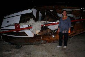Tekne kurtarma seferberliği