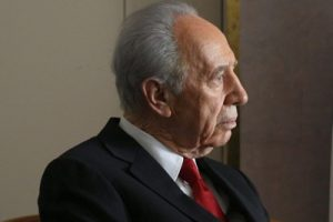 Peres'e 'Barış Ödülü'