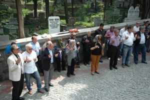 Ercüment Şeftalioğlu dualarla anıldı