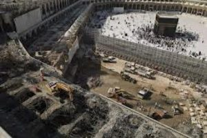 Kabe'de de inşaat var hac yasak mı?