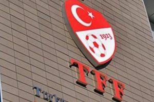 TFF'den Ankaraspor'a şok!