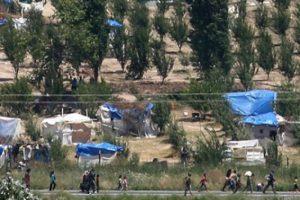 Suriyelilerin vurduğu Türk polis öldü