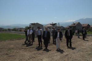 Belediyeden Akhisar'a semt sahası ve lokal