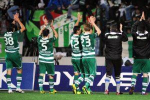 Bursaspor Nisan ayında 5.oldu!