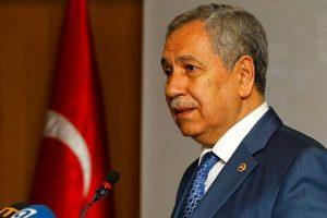 Erdoğan'dan sonra Arınç'ta dizileri eleştirdi