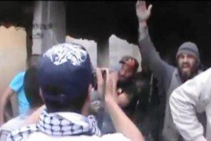 Esad güçleri havadan saldırdı