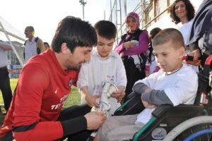 Trabzonspor'a anlamlı ziyaret