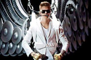 Justin Bieber konseri trafiği kilitledi