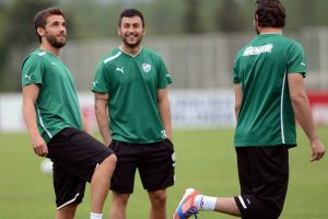 Bursaspor'da gönderilecek futbolcular belli oldu