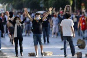Gezi eylemcileri serbest