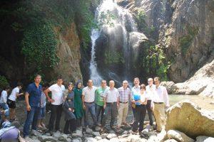 Su Düşen Şelalesi turizme kazandırılacak