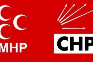 CHP-MHP ittifakına yanıt