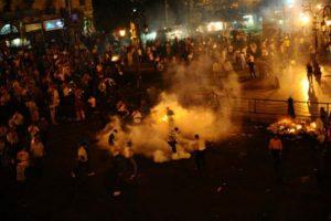 Mısır polisine göstericileri öldürmeye teşebbüs suçlaması
