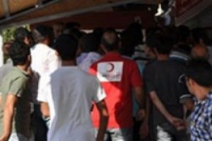 Suriye'den gelen mermi Mahsun'u vurdu