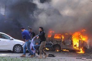 Suriye'de 75 kişi hayatını kaybetti
