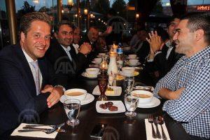 Hristiyan Parti'den Müslümanlara iftar