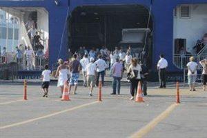 İDO'ya ait hızlı feribot arızalandı