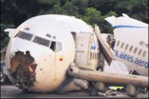 Brezilya'da uçak düştü