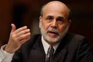 Gözler Bernanke'de
