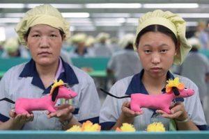 Çin ekonomisi büyüyor