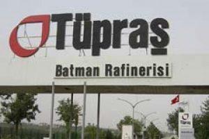 Tüpraş'ta yangın alarmı